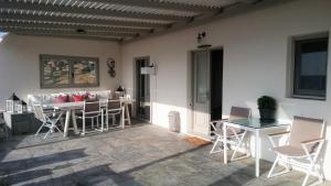 Villa Baya, Vily  Ios Chora - big - 21