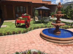 Hotel Boutique La Herencia, Hotely  Tequisquiapan - big - 1