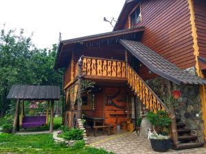 Berloga - Hotel - Mykulychyn