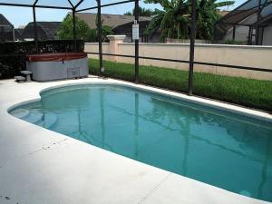 Windsor Palms Four Bedroom Pool House D9L, Ville  Kissimmee - big - 17