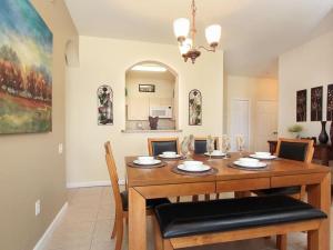 Windsor Palms Three Bedroom Apartment 6H2, Prázdninové domy  Kissimmee - big - 16