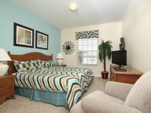 Windsor Palms Three Bedroom Apartment 6H2, Prázdninové domy  Kissimmee - big - 18