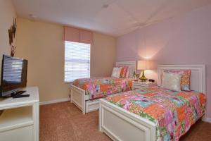Paradise Palms Four Bedroom House 215, Дома для отпуска  Киссимми - big - 7