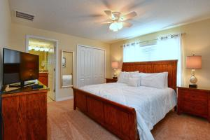 Paradise Palms Four Bedroom House 216, Дома для отпуска  Киссимми - big - 11