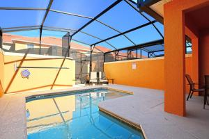 Paradise Palms Four Bedroom House 216, Case vacanze  Kissimmee - big - 19