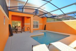 Paradise Palms Four Bedroom House 216, Case vacanze  Kissimmee - big - 20