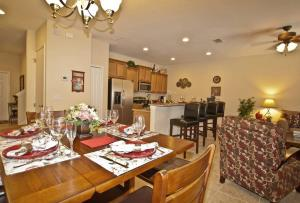 Paradise Palms Four Bedroom House 4095, Case vacanze  Kissimmee - big - 1