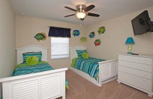 Paradise Palms Four Bedroom House 4023, Dovolenkové domy  Kissimmee - big - 9