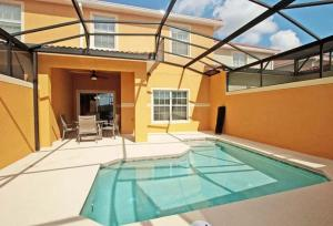 Paradise Palms Four Bedroom House 4091, Case vacanze  Kissimmee - big - 5