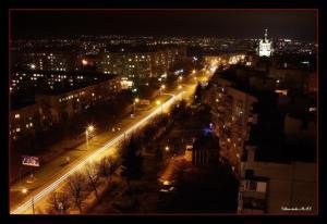 Apt. Akademika Hrushevs'koho 44, Апартаменты  Ровно - big - 47