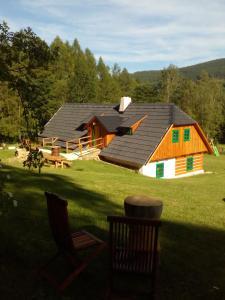 Auberges de jeunesse - Chalupa na Šumavě