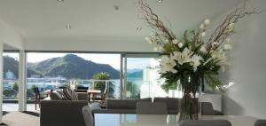 Luxury Seaview Waterfront Apartments, Apartmány  Picton - big - 60
