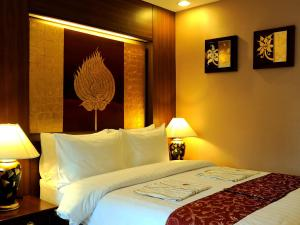 Mariya Boutique Hotel At Suvarnabhumi Airport, Hotely  Lat Krabang - big - 78