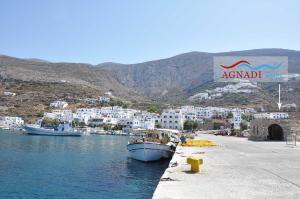Hotel Agnadi Amorgos Greece