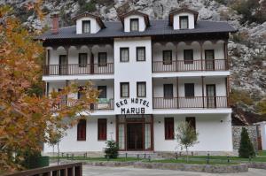 Hotel Marub - Rubik