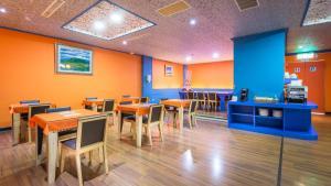 Apple Hotel, Ostelli  Città di Taitung - big - 40