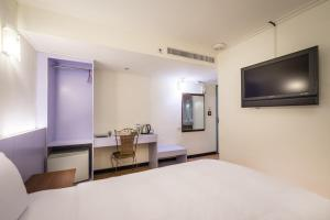 Apple Hotel, Хостелы  Тайдун - big - 37