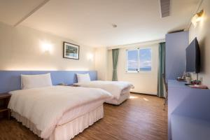 Apple Hotel, Ostelli  Città di Taitung - big - 27