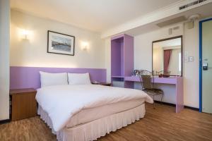 Apple Hotel, Хостелы  Тайдун - big - 6