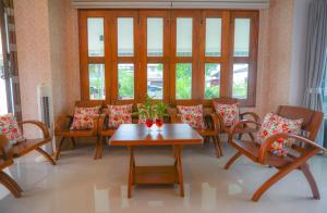 Baan Yokmhanee, Apartmánové hotely  Hua Hin - big - 14