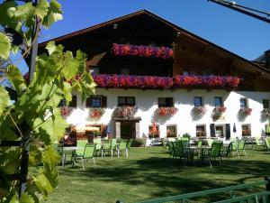 Pension Holzknechthof am See