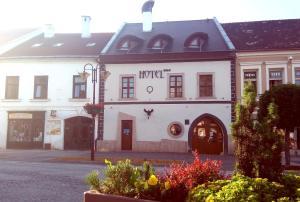 Hotel Čierny Orol - Betliar