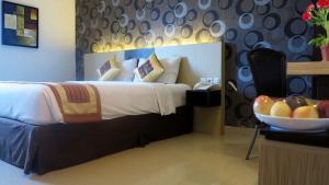 Hotel Jolin, Hotel  Makassar - big - 18
