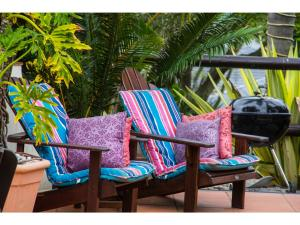 La Loggia Bed and Breakfast, Bed and Breakfasts  Durban - big - 53