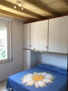 Apartment mit 2 Schlafzimmern, seitlichem Meerblick und Balkon