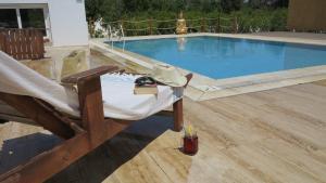 Azure Wellness Retreat, Hotel  Turgutreis - big - 44