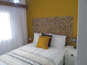 Azure Wellness Retreat, Hotel  Turgutreis - big - 57