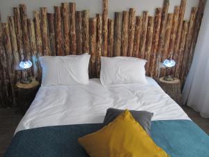 Azure Wellness Retreat, Hotel  Turgutreis - big - 89