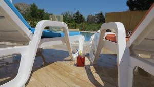 Azure Wellness Retreat, Hotel  Turgutreis - big - 45