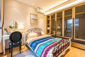 Aesop Apartment, Appartamenti  Canton - big - 28
