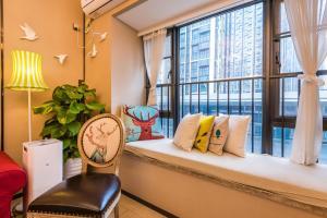 Aesop Apartment, Appartamenti  Canton - big - 33