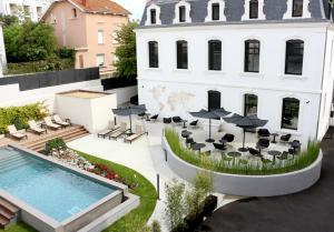 Location gîte, chambres d'hotes Hôtel In Situ dans le département Hérault 34