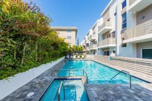 1383 North Ocean Boulevard Townhouse, Holiday homes  Pompano Beach - big - 21