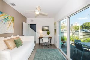 1383 North Ocean Boulevard Townhouse, Holiday homes  Pompano Beach - big - 17