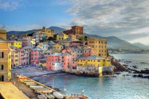B&B Albaro, Bed and breakfasts  Genoa - big - 32