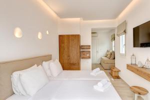 Makis Place, Aparthotels  Tourlos - big - 41