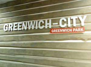 Отель Greenwich City by Greenwich Park, Таганрог