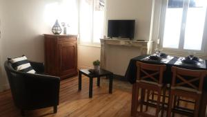 Appartement familial 2 chambres pour 4 pers
