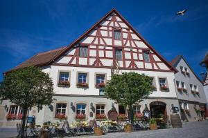 Flair Hotel zum Storchen - Ipsheim