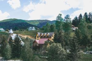 Отель Скарбивка, Ворохта