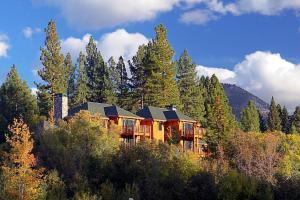 Hyatt Residence Club Lake Tahoe, High Sierra Lodge, Rezorty - Incline Village