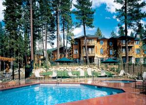 Hyatt Residence Club Lake Tahoe, High Sierra Lodge, Rezorty  Incline Village - big - 19