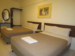 Virgo Batik Resort, Курортные отели  Лумут - big - 4