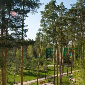 Resort Tsiolkovskiy - Obrezki