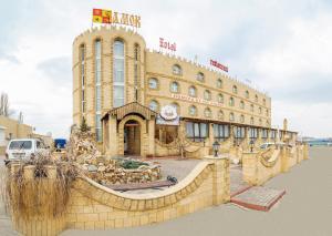 Zamok Hotel - Kislyakovskiy