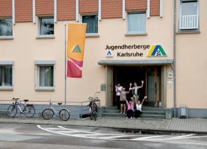 Jugendherberge Karlsruhe - Hagenbach